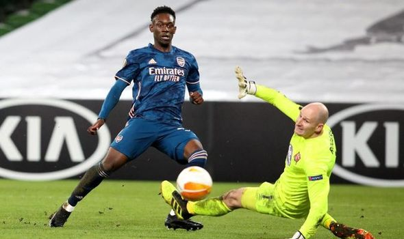 Mikel Arteta's promise to Folarin Balogun could save Arsenal millions in transfer market   Football   Sport   Express.co.uk