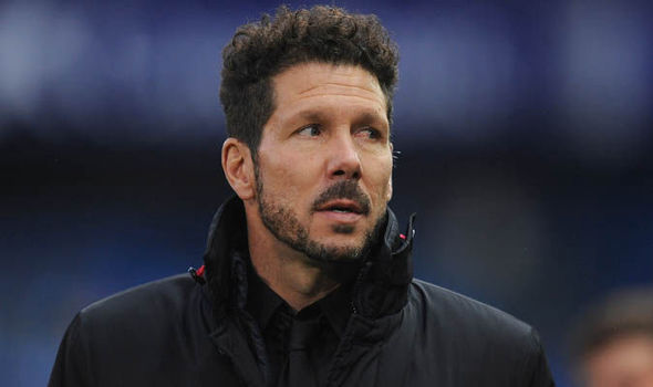 Diego Simeone Arsenal