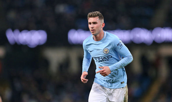 Man City Star Aymeric Laporte Reveals Why He Joined Pep