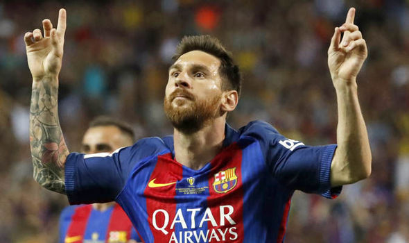 Barcelona News Real Madrid Lionel Messi Ernesto Valverde