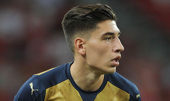 Arsenal Set To Offer Defender Hector Bellerin Hefty New