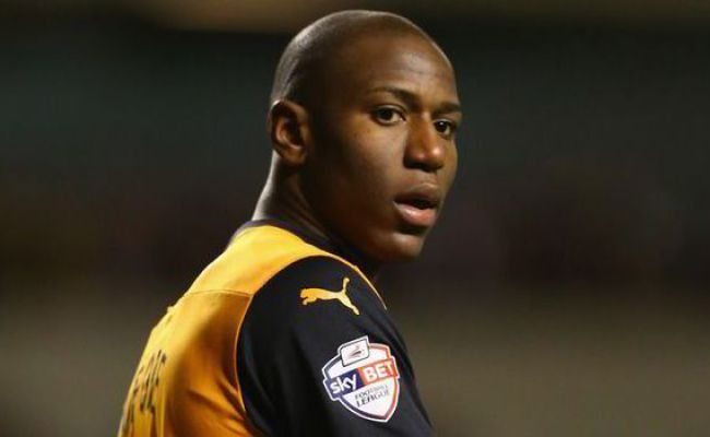 Benik Afobe I Could Have Been A Success At Arsenal