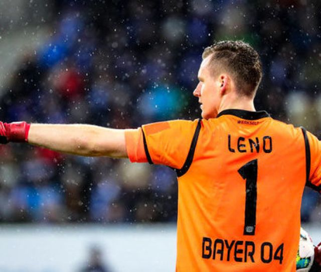 Bernd Leno Has Become Arsenals Second Summer Signing Image Epa