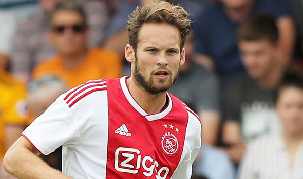 Man Utd Transfer News How Much Daley Blind Earned From