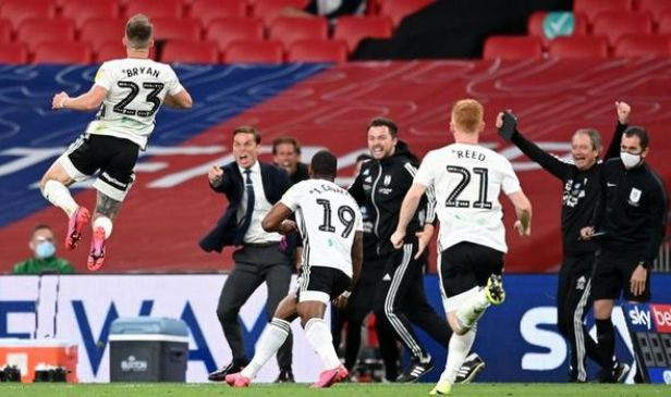 Brentford 1-2 Fulham (AET): Joe Bryan brace secures Premier League ...