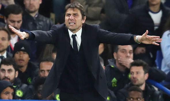 Antonio Conte Chelsea 2-1 Manchester City