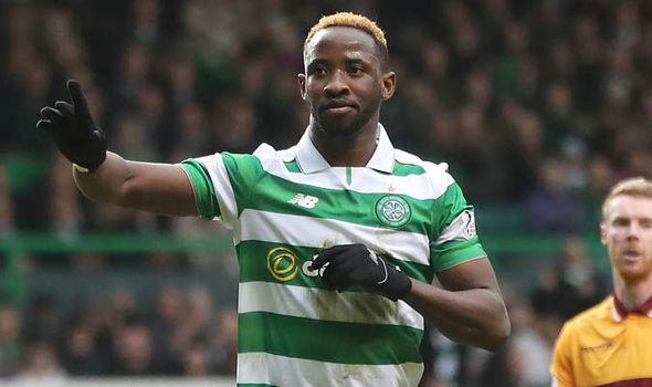 Moussa Dembele Celtic Chelsea Liverpool