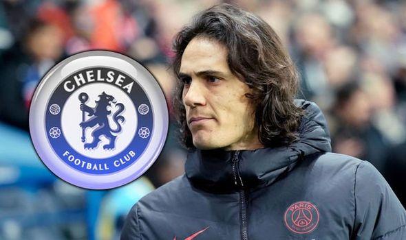 Chelsea Transfer News Blues Launch Edinson Cavani Offer