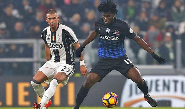 Chelsea transfer target Franck Kessie