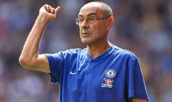 Chelsea News Maurizio Sarri Reveals Gonzalo Higuain