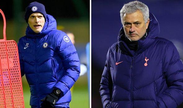 Chelsea news: Thomas Tuchel backed to immediately copy Jose Mourinho  decision | Football | Sport | Express.co.uk