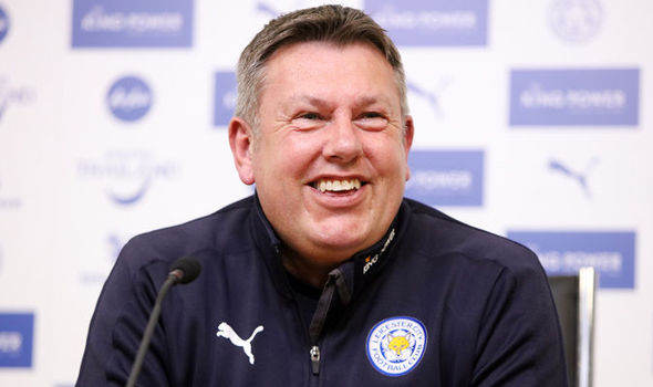 Craig Shakespeare