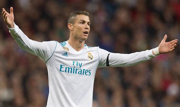 Cristiano Ronaldo Real Madrid Kylian Mbappe