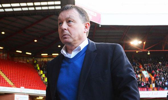 Former Nottingham Forest boss Billy Davies