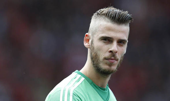 Man United Make David De Gea Highest Paid Goalkeeper Ever