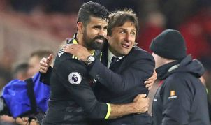 Image result for diego costa antonio conte