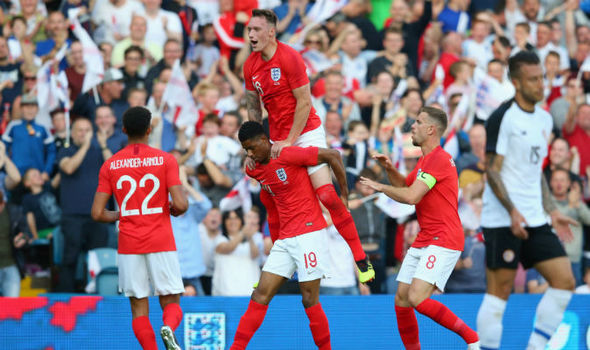 England vs Costa Rica: Live score, goals and updates from Elland Road