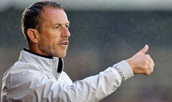 Derby Nottingham Forest Gary Rowett
