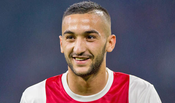 Liverpool Transfer News Hakim Ziyech Targeted By Jurgen