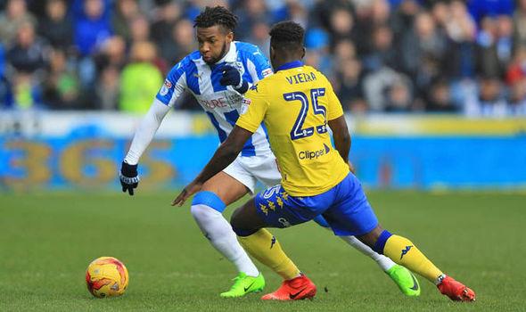 Huddersfield v Leeds United match report