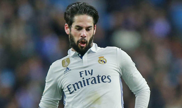 Isco has reportedly been offered a huge signing-on fee by Barcelona