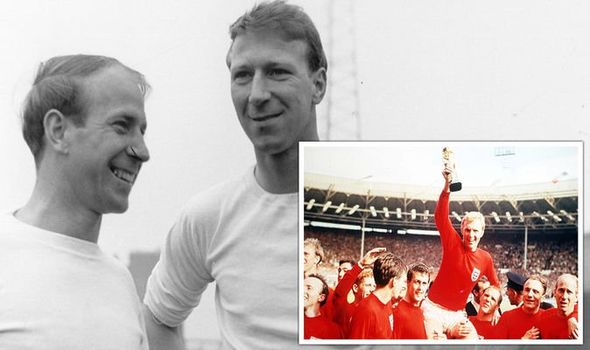Jack Charlton and his brother Sir Bobby had a bitter feud