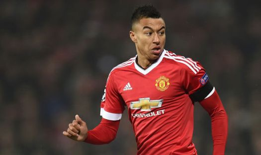Man United's Jesse Lingard involved in boot wars as Nike ...