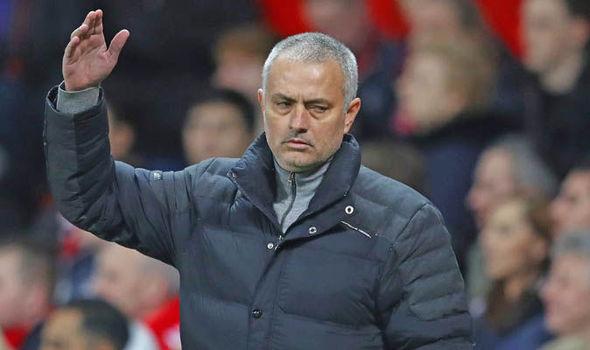 Manchester-United Jose Mourinho