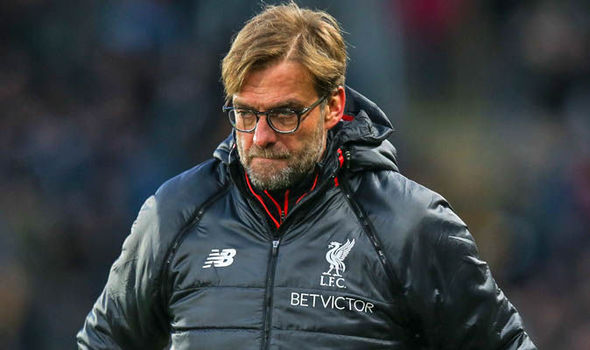 Jurgen Klopp was furious with Liverpool after the defeat to Hull