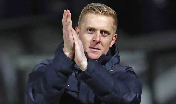 Leeds United Garry Monk