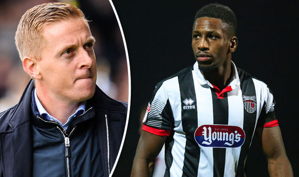Garry Monk, Omar Bogle