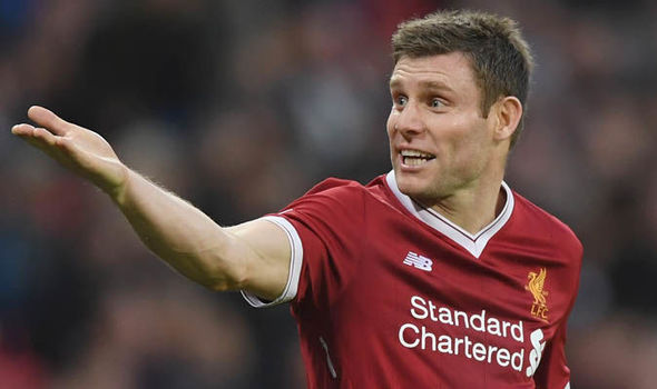 Liverpool news james milner