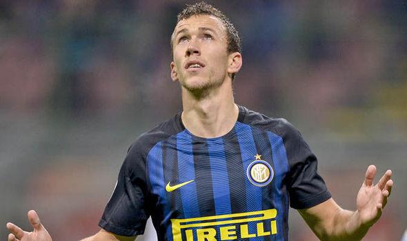 Liverpool transfer target Ivan Perisic
