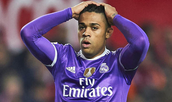 Real Madrid striker Mariano