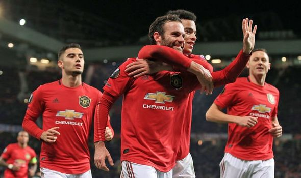 Man Utd Player Ratings Vs Az Alkmaar Greenwood Superb