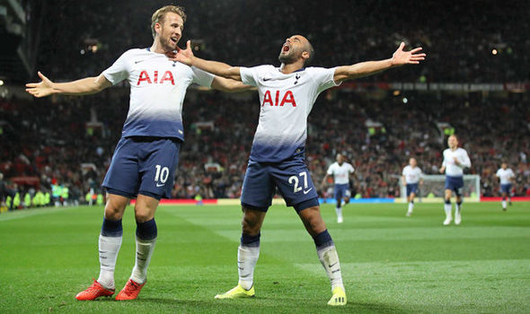 Man Utd 0 Tottenham 3 Jose Mourinho Sweats After Defeat