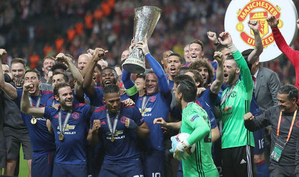 Manchester United Europa League final Arsenal Liverpool