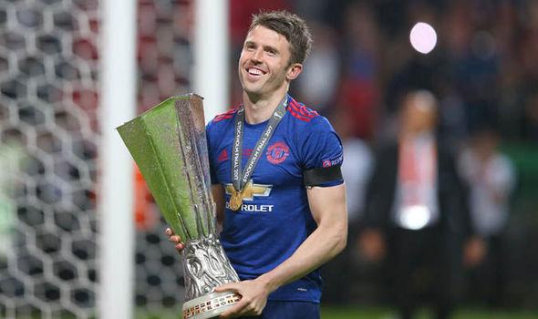 Manchester United News Michael Carrick