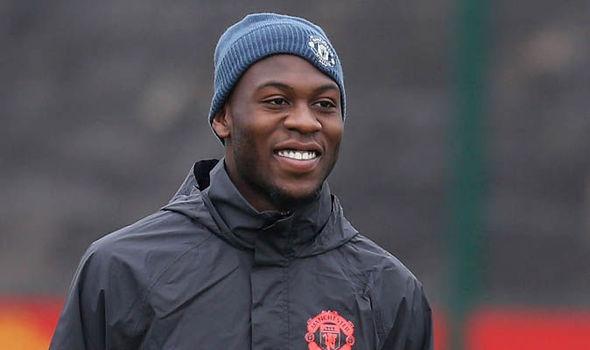 Manchester United Tim Fosu-Mensah