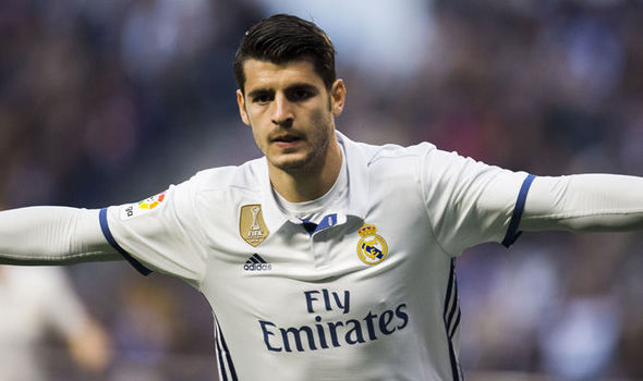 Manchester United Transfer News: Jose Mourinho is considering an approach for Real Madrid striker Alvaro Morata