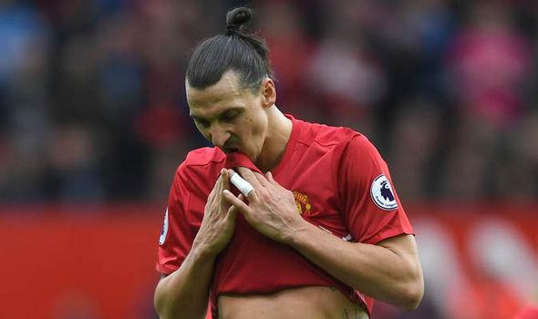 Zlatan Ibrahimovic Manchester United