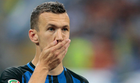 Manchester United have been linked with Inter Milan star Ivan Perisic