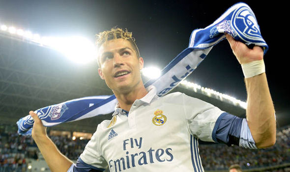 Real Madrid News Cristiano Ronaldo Manchester United