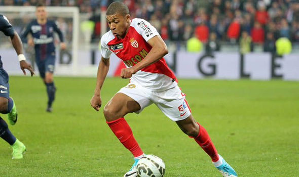 Real Madrid transfer target Kylian Mbappe