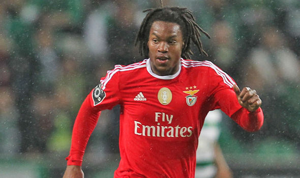 Renato Sanches to Man Utd Benfica want 475m for star  Football  Sport  Expresscouk