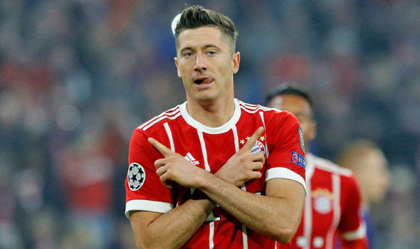 Bilderesultat for lewandowski