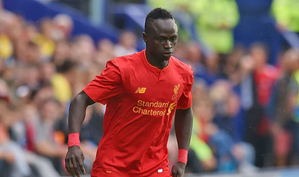 Image result for sadio mane liverpool