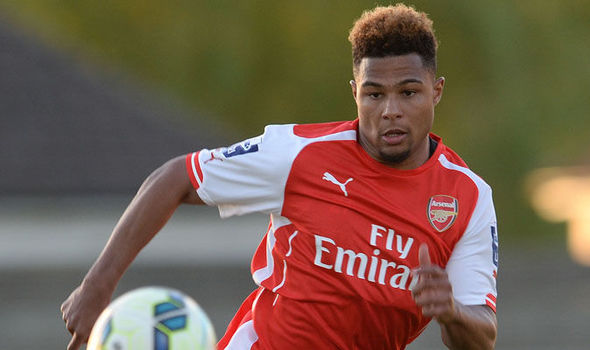Image result for SERGE GNABRY