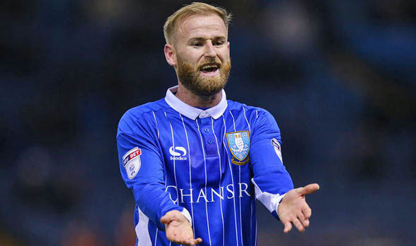 Barry Bannan at Sheffield Wednesday