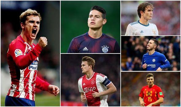 Transfer News: Man Utd, Arsenal, Liverpool, Chelsea and Barcelona gossip
